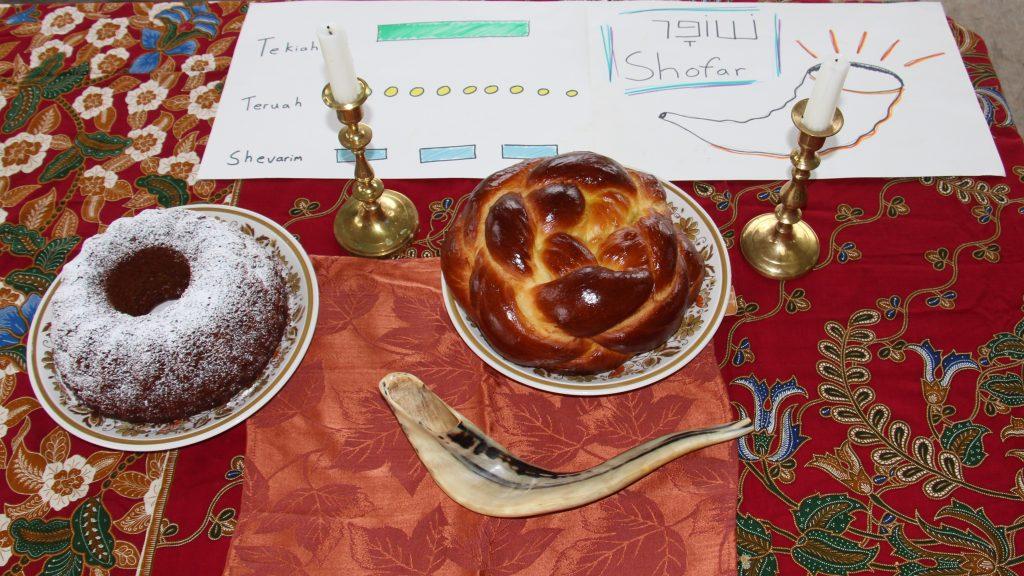 Kol Haverim Rosh Hashanah